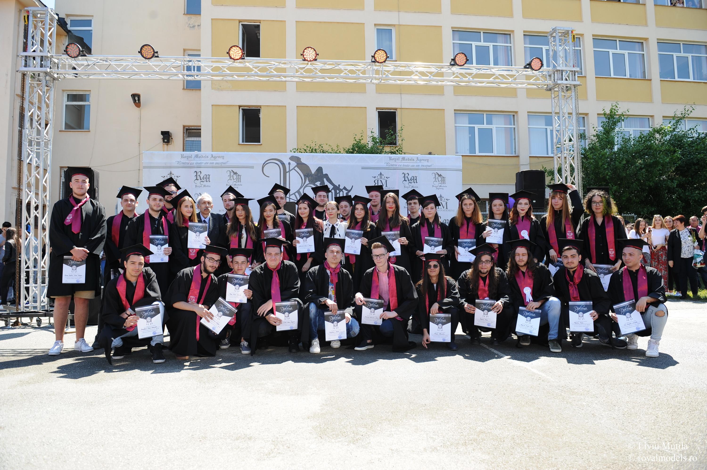 Promotia 2018 clasa a XII-a A