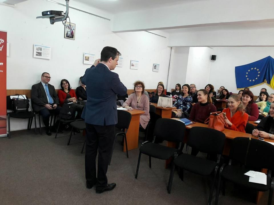 16 noiembrie 2017 - workshop